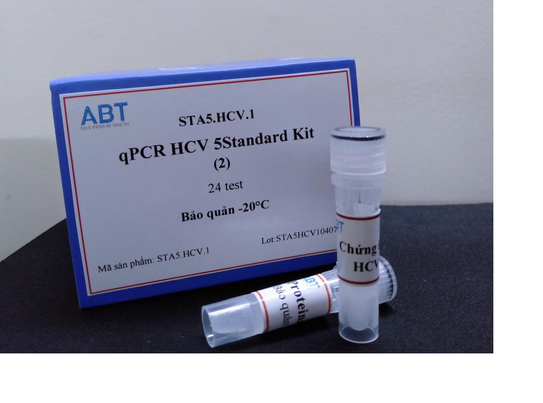 HCV real-time PCR Kit