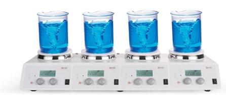 Máy khuấy từ gia nhiệt MS-H340-S4